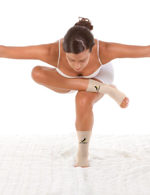 Uptofit® Copper Ankle Sleeve - Fitness, CrossFit | NeoAllySports,com