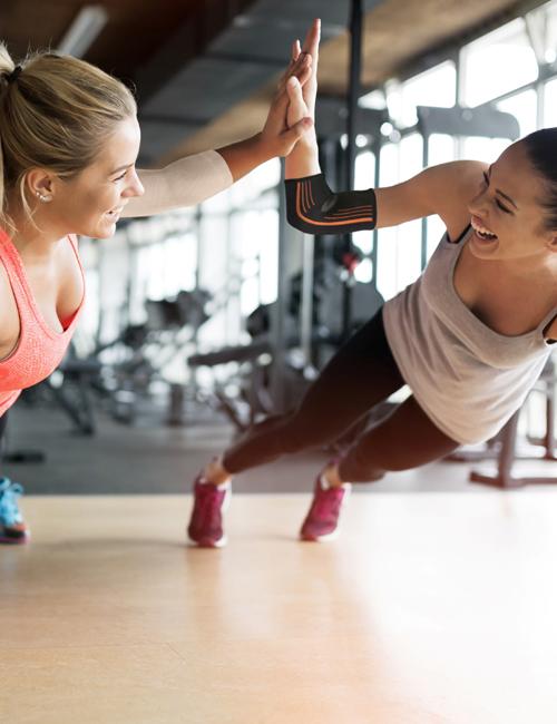 Uptofit® Copper Elbow Sleeve - Workouts, CrossFit | NeoAllySports.com