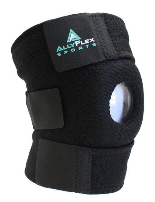 AllyFlex Sports® Knee Brace Open Patella Stabilizer | NeoAllySports.com