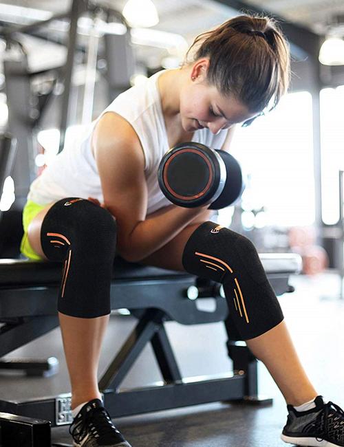 NeoAlly® Sports Knee Sleeves - Weightlifting, CrossFit | NeoAllySports.com