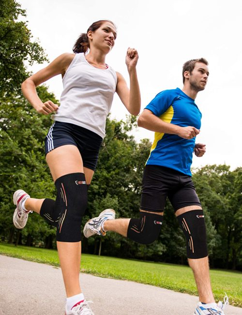 NeoAlly® Sports Knee Sleeves - Running | NeoAllySports.com