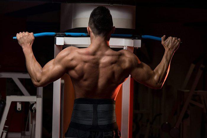 AllyFlex Sports® Back Brace for Women & Men   Back Support for Workouts   NeoAllySports.com