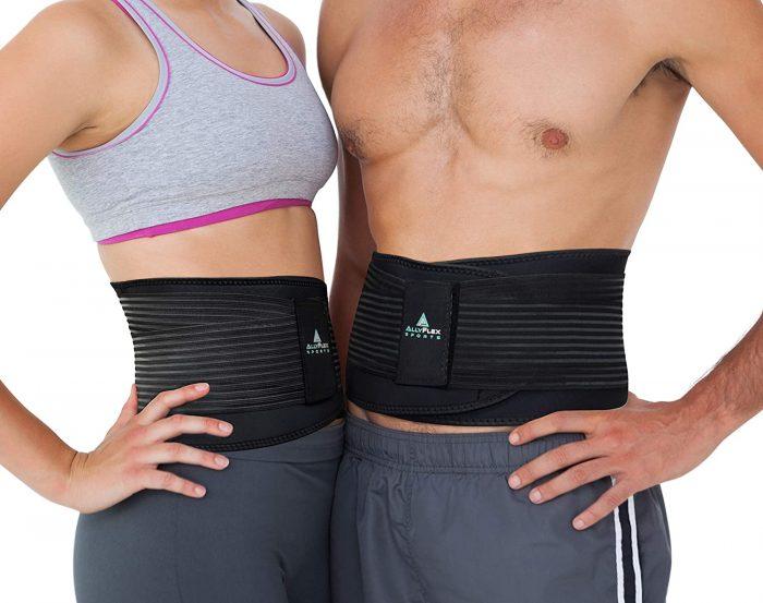 AllyFlex Sports® Back Brace for Women & Men   Pain Relief   NeoAllySports.com